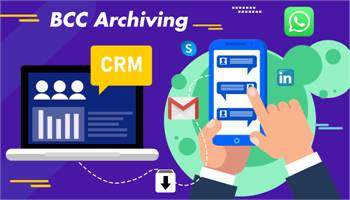 BCC Archive : Integrate with CRM & Automatically Save Conversation
