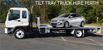 Looking for to hire tilt tray Perth? Don't worry; we are here to help you.