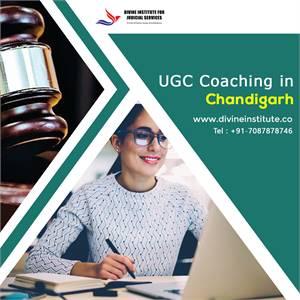 Divine Judicial - Law UGC coaching in Chandigarh