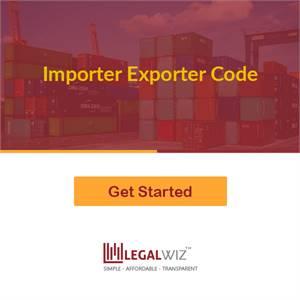 Iec Code Apply Online
