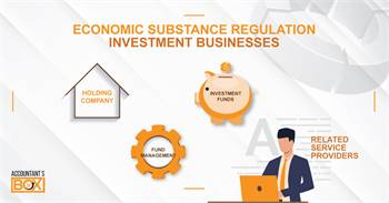 Economic Substance Regulations (ESR) | ESR Investment Businesss