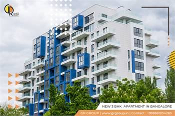 Flats for sale in JP nagar, South Bangalore