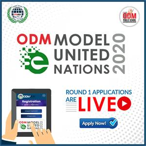 ODM eModel United Nations 2020 Registration