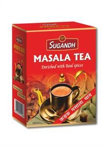 Sugandh tea   Buy masala tea online   Indian Chai Masala Online