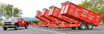 Junk It Mobile Dumpsters