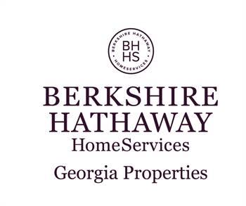 Berkshire Hathaway HomeServices Georgia Properties.