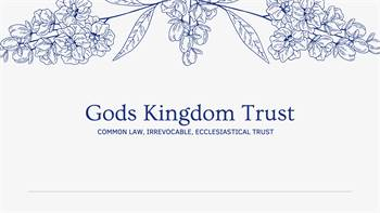 Gods Kingdom Trust