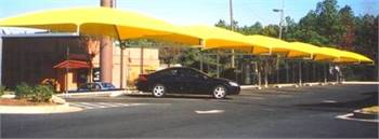 Shade and Net Awnings