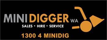Mini Digger WA