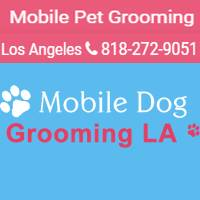 Mobile Dog Grooming LA