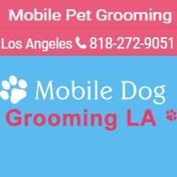 Mobile Dog Grooming LA