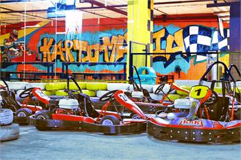 Go Karting Racing: Time To Hit Up Go Karting in Gurgaon