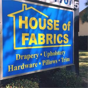 House Of Fabrics