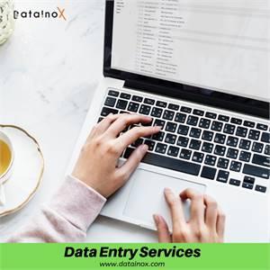 Datainox - Data Entry Service Provider