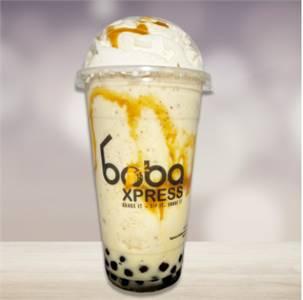 Milk Bubble Tea in Bossier City   I Love Boba Xpress.Com
