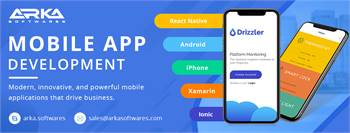 Arka Softwares - Mobile App Development Company
