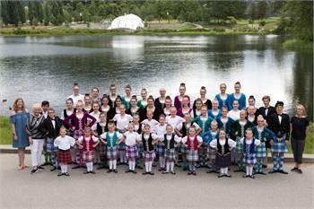 Heather Jolley Highland Dancers | Scottish Dancing