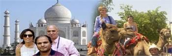 Golden Triangle India Visiting Delhi, Jaipur and Agra