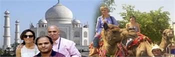 Golden Triangle India Visiting Delhi, Jaipur and Agra