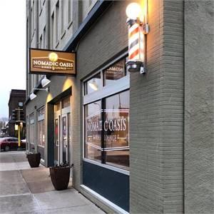 Nomadic Oasis Barber Lounge