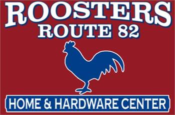 Roosters Route 82 Home & Hardware Center
