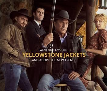 Yellowstone Jackets