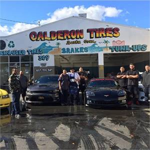 Calderon Tires