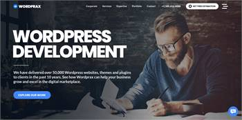 HTML to Wordpress Services