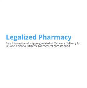 Legalized Pharmacy