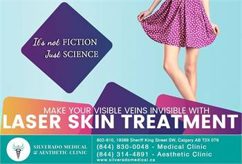 Aesthetic Doctor Calgary AB - Silverado Medical and Aesthetic Clinic