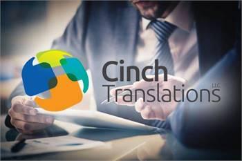 Cinch Translation