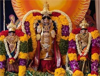Padmavathi travels