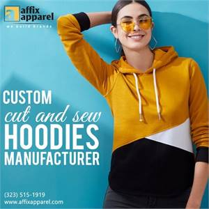 custom clothing manufacturers in USA