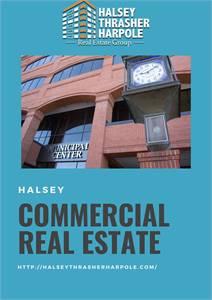 Commercial Real Estate Jonesboro AR - Halsey Thrasher Harpole
