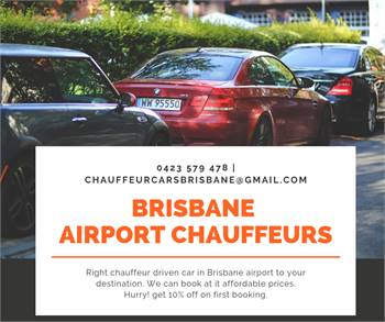 Chauffeur Cars Brisbane