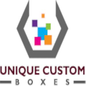 Unique Custom Boxes