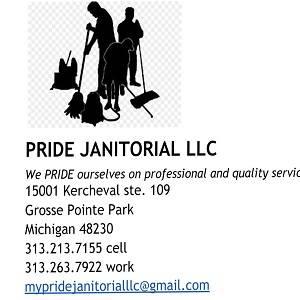 Pride Janitorial LLC