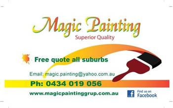 Magic Painting Grup - House Painters Melbourne