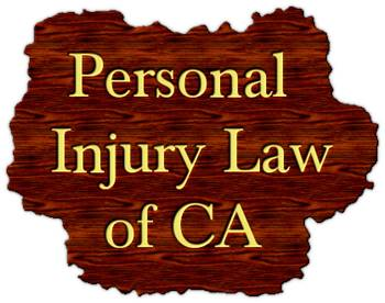 Personal Injury Law of CA