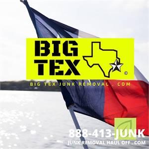 BIG TEX Junk Removal & Hauling Forney