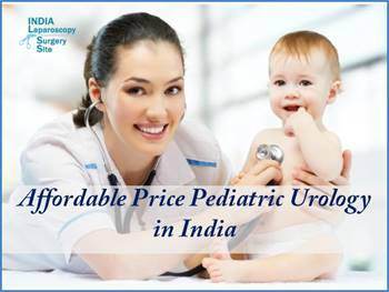 Pediatric Urology Surgery India
