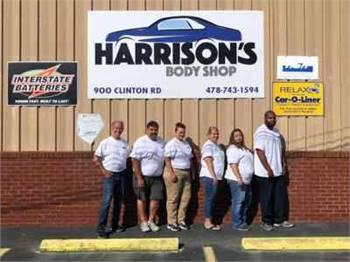 Harrisons Body Shop Inc