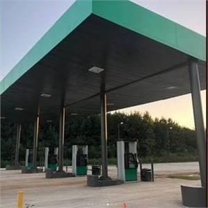 Exxon Truck Stop