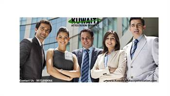 Kuwait Embassy Attestation in Chennai