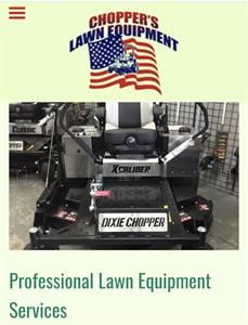 Chopper's Lawn Equipment