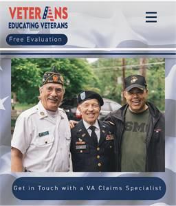 Veterans Educating Veterans LLC