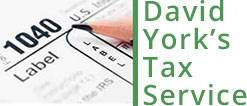 David York's Tax Service in San Diego   Tax Preparation and Business Formation Services