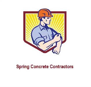 Spring Concrete Contractors