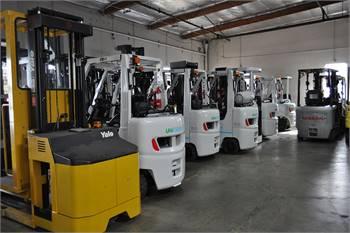 Forklifts, Warehouse Accessories, Pallet Racks: Dealers, Rental & Repair Services