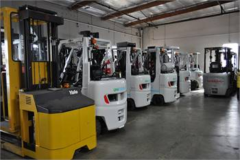 Forklifts, Warehouse Accessories, Pallet Racks: Dealers, Rental & Repair Services